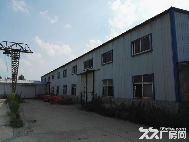 出租濮阳中原东路濮东产业集聚区厂房、办公室-图(1)