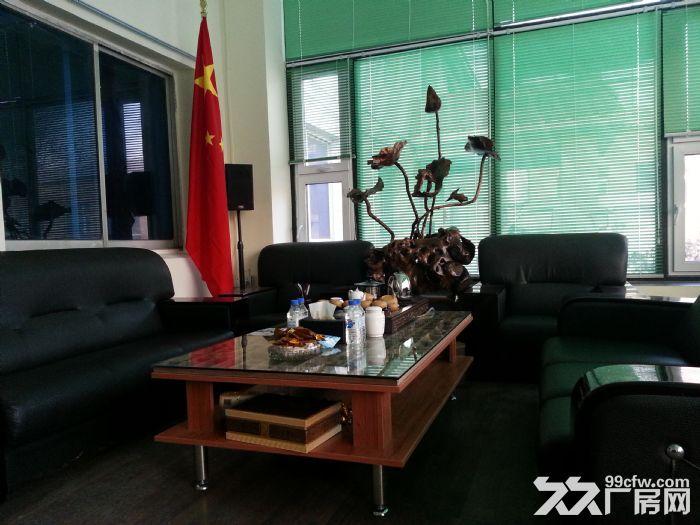 出租大型工商业基地,占地37000平工业厂房办公楼-图(2)