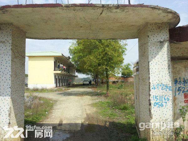 东安县环城北路九千平米厂房出租(距狮岩路口400米-图(1)