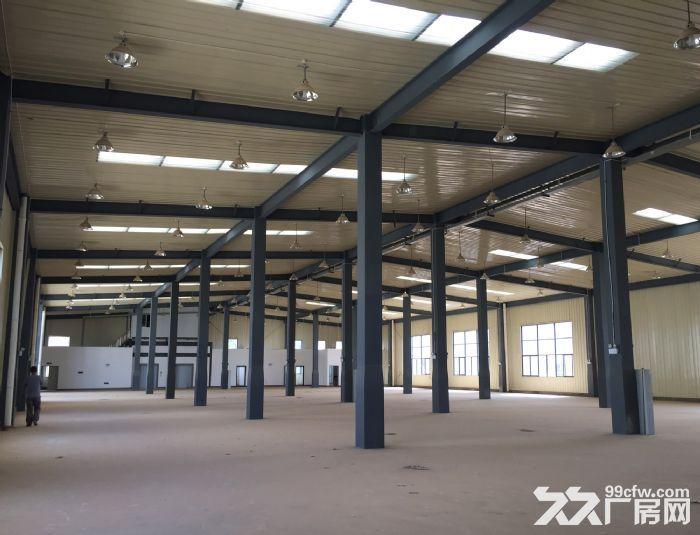 城市主区标准独栋厂房出租、出售-图(5)