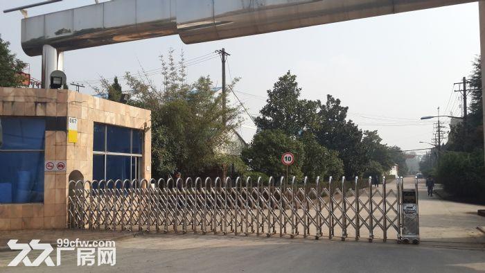 江夏武汉通用汽车基地附近23000平米成熟厂房出租-图(1)
