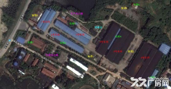 江夏武汉通用汽车基地附近23000平米成熟厂房出租-图(2)