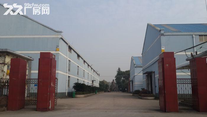 江夏武汉通用汽车基地附近23000平米成熟厂房出租-图(3)