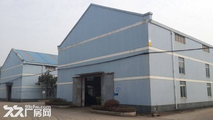 江夏武汉通用汽车基地附近23000平米成熟厂房出租-图(4)