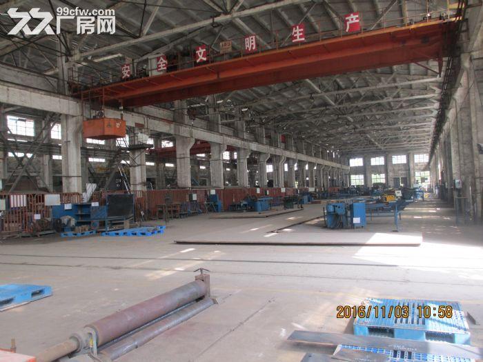 江夏武汉通用汽车基地附近23000平米成熟厂房出租-图(6)