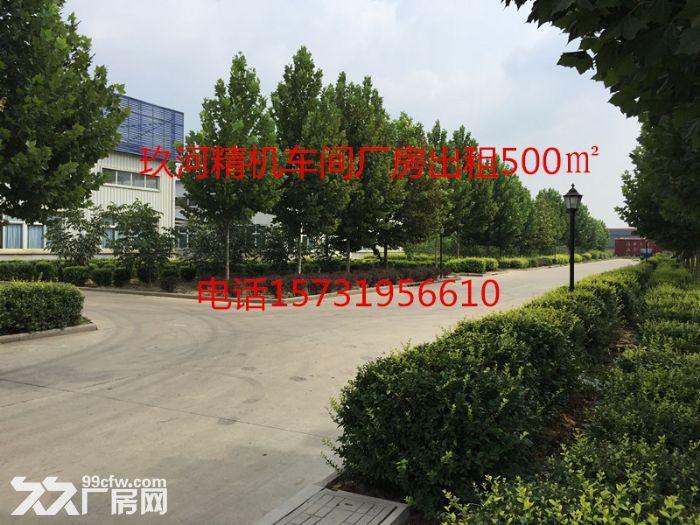 河北玖河出租车间厂房500平-图(2)