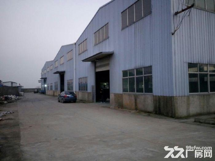 茶岗2000平方米厂房出租,高10米,有行车梁2013年建-图(1)
