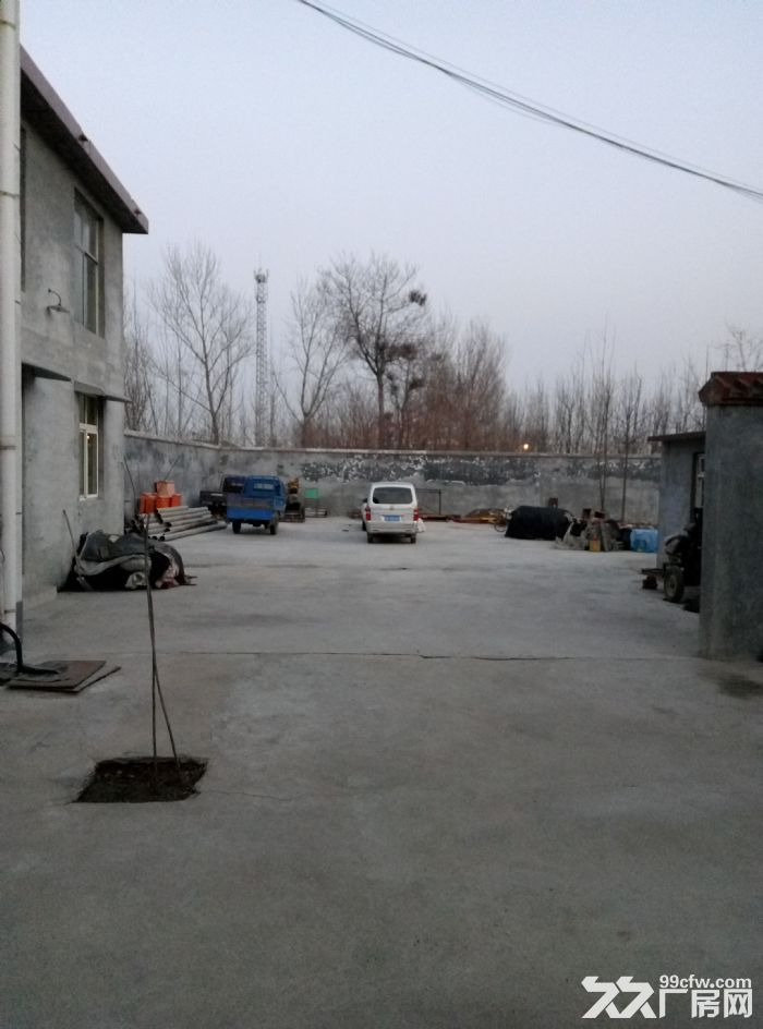 长清厂房办公楼空地出租,联东U谷西-图(1)