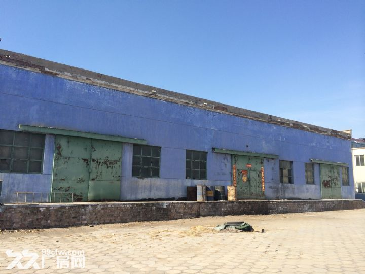 出租厂房/仓库,有独立院办公楼厂房车库水电网齐全-图(2)