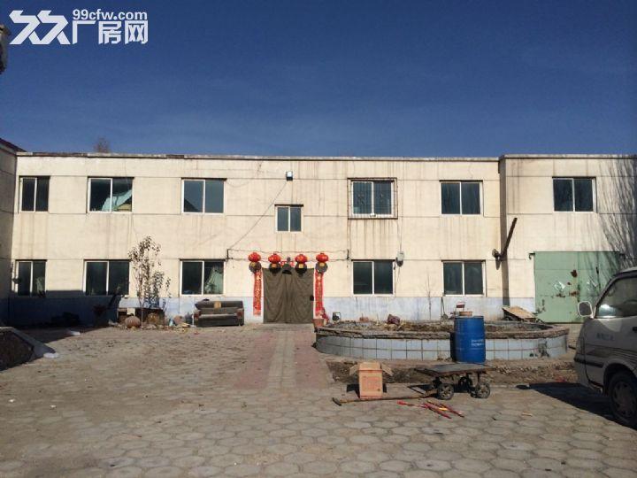 出租厂房/仓库,有独立院办公楼厂房车库水电网齐全-图(4)
