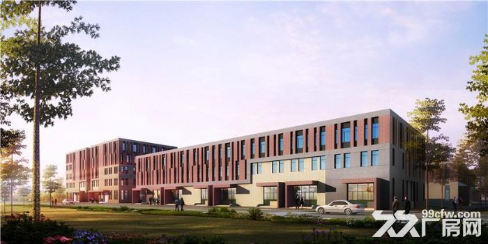轻钢厂房,独栋办公,高性价比-图(1)