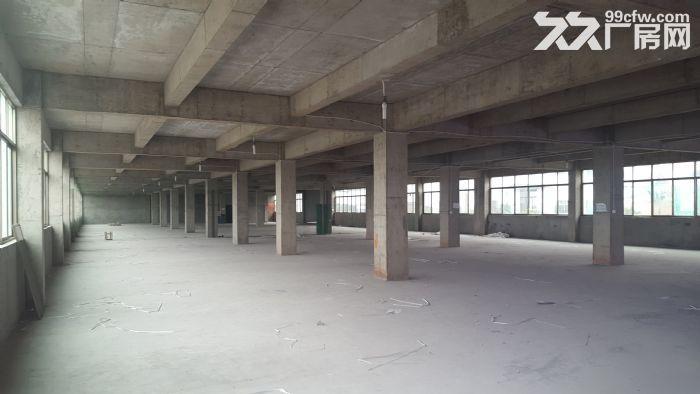 昌东工业园1800平方仓库出租月台雨棚可定制化改造-图(1)