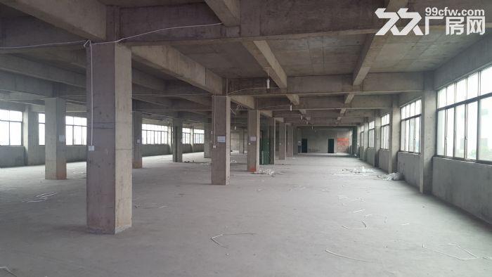 昌东工业园1800平方仓库出租月台雨棚可定制化改造-图(2)