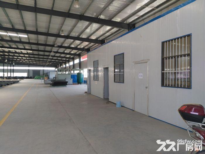 郑州市半小时经济圈7000平方厂房出租(可分隔)-图(4)