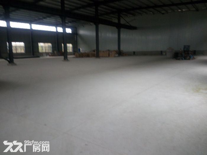 2100平方米厂房出租,高10米有行车梁,钢结构厂房-图(2)