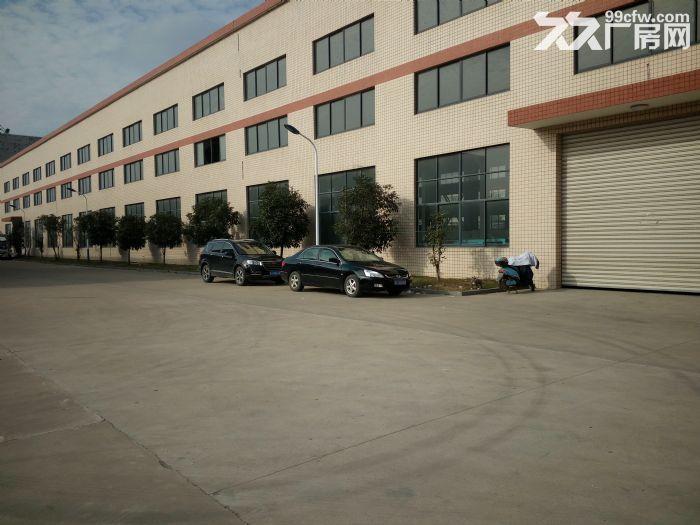 句容4800平方米厂房出租,单层标准厂房,高12米,可分租-图(1)