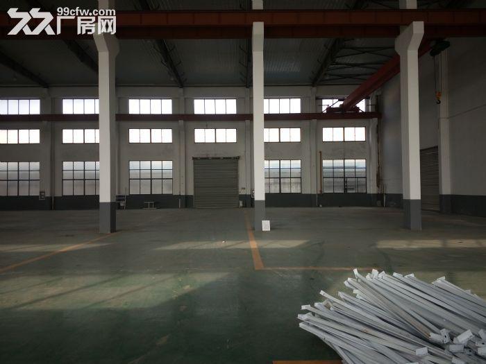句容4800平方米厂房出租,单层标准厂房,高12米,可分租-图(2)