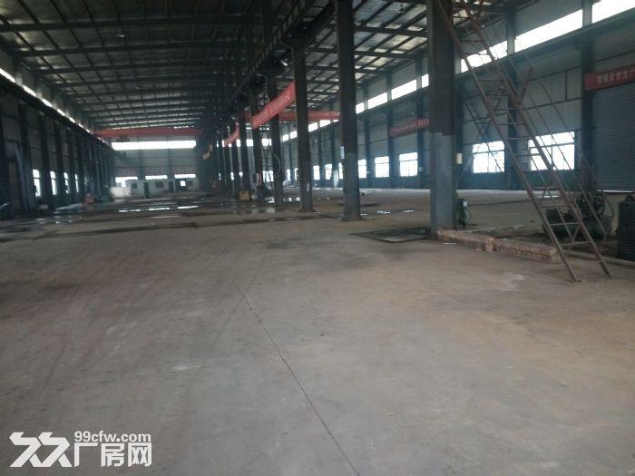 出租南京边界厂房16000平方米新建高标准厂房高10米,有-图(2)