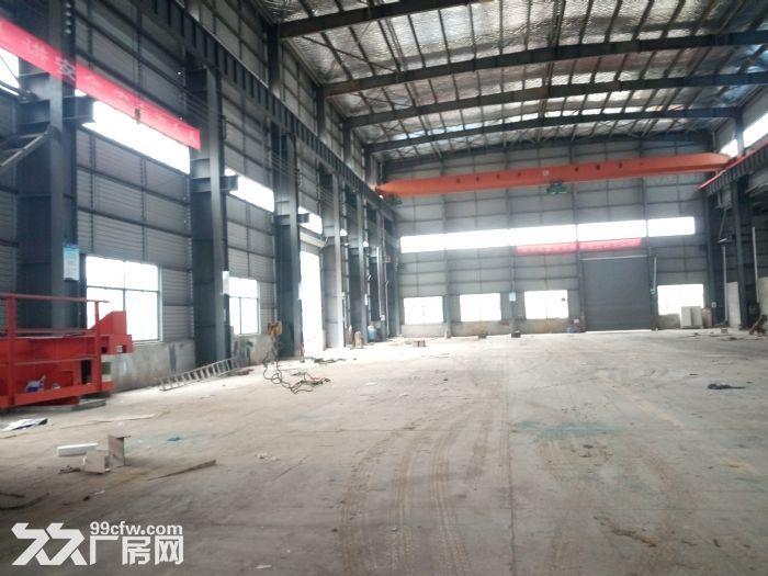 出租南京边界厂房12500平方米新建高标准厂房高10米,有-图(1)