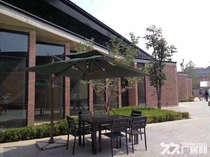 高碑店独栋自空间产业园1300平挑高6米独栋临四惠地铁-图(2)
