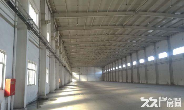 北辰区有8000平米厂房出租,带20t天车,630kva电,配套齐全-图(1)