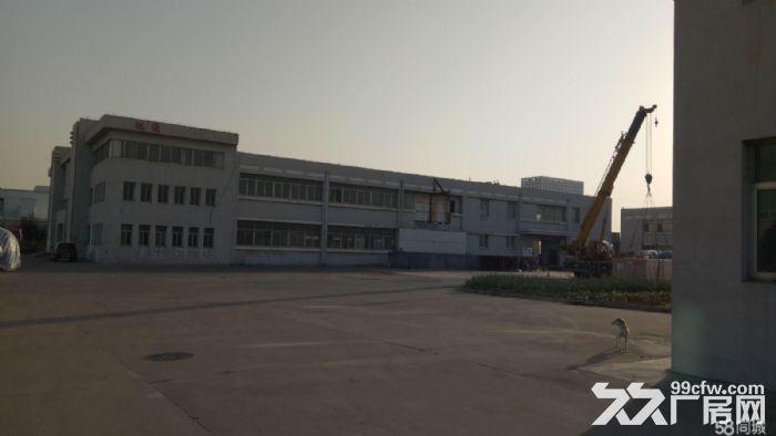 黄岛区秦皇岛路附近厂房出租-图(3)
