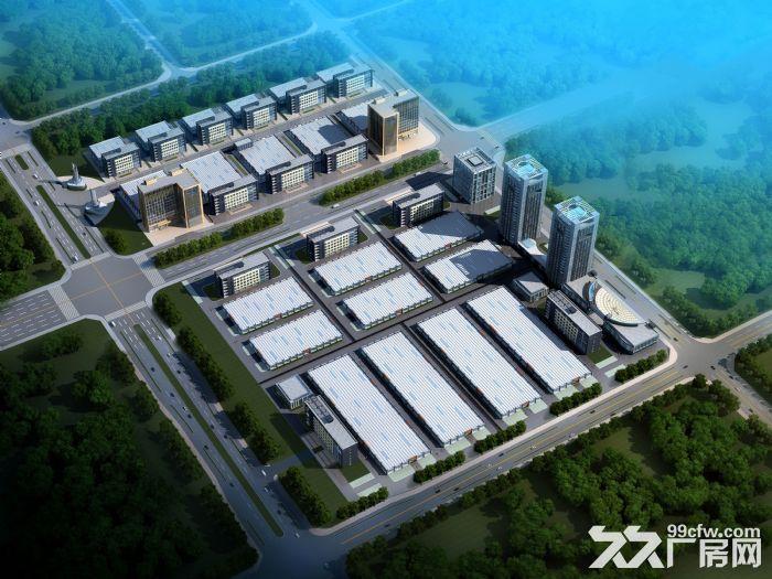带环评、梅江外环旁园区10亩工业地招商-图(1)