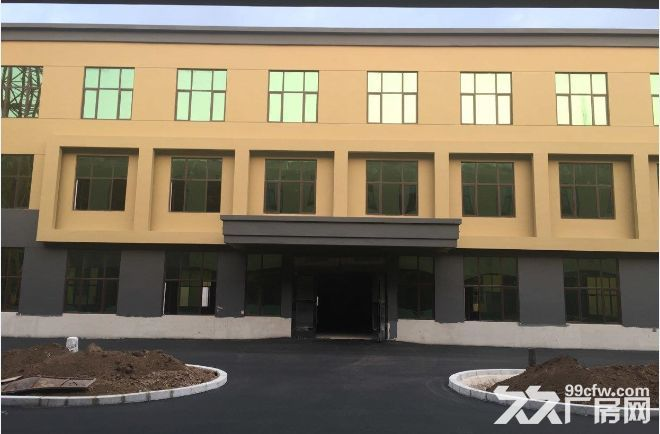 3000平轻工业厂房出租(适合培训、办公、生产、研发)-图(1)