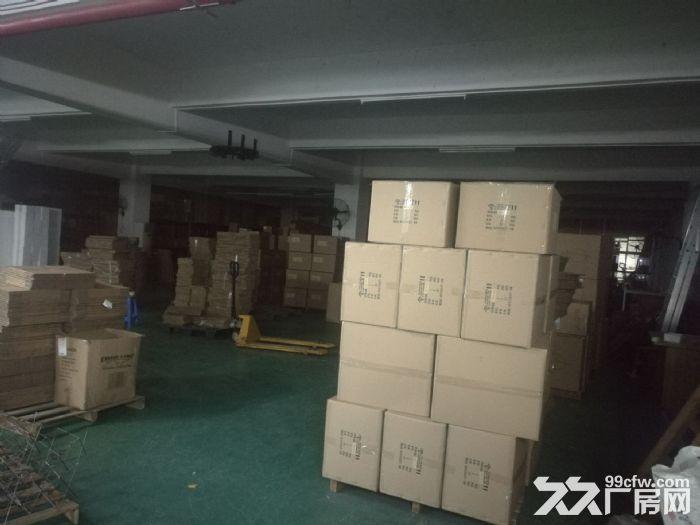 精装办公室厂房分租适合LED电商创业者同益工业区-图(8)