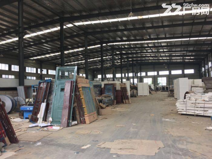 江夏区白沙洲大道沿长线2000㎡钢构厂房出租-图(2)