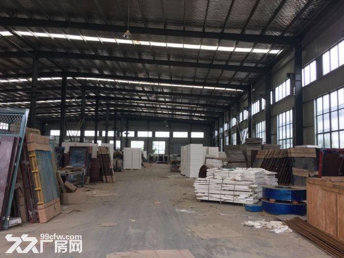 江夏区白沙洲大道沿长线2000㎡钢构厂房出租-图(4)