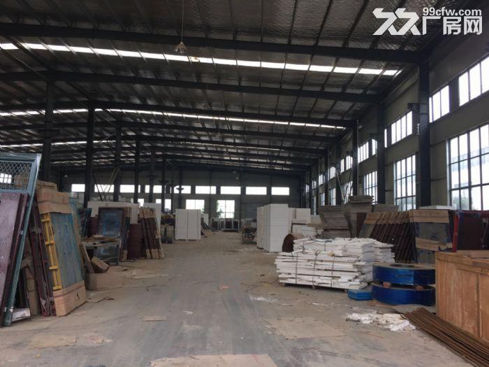 江夏区大桥新区2000㎡全新钢构厂房出租-图(4)