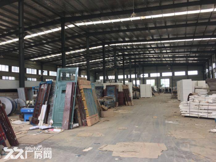 江夏区白沙洲大道旁标准2000㎡钢构厂房出租-图(3)