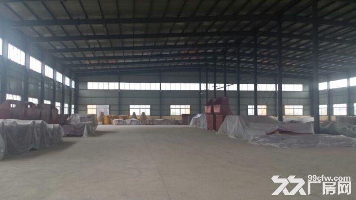 正规工业地厂房出租1650平米-图(1)