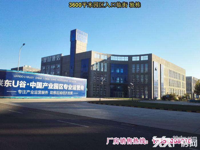 【企业别墅,厂办均可】租售天津联东U谷50年大产权厂房!-图(2)