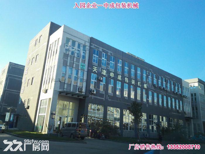 【企业别墅,厂办均可】租售天津联东U谷50年大产权厂房!-图(6)