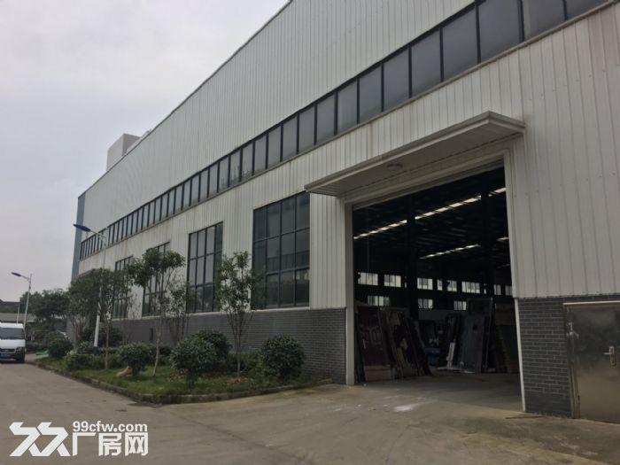 江夏区大桥新区四环旁2000㎡钢构厂房出售-图(2)