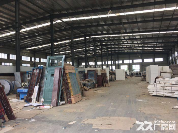 江夏区大桥新区四环旁2000㎡钢构厂房出售-图(3)