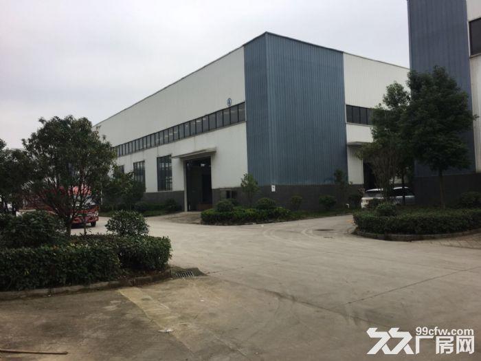 江夏区大桥新区四环旁2000㎡钢构厂房出售-图(5)