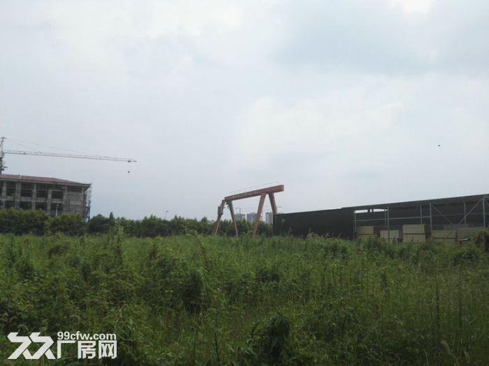 龙泉经开区邻近吉利50亩独门独院工业用地出售-图(1)