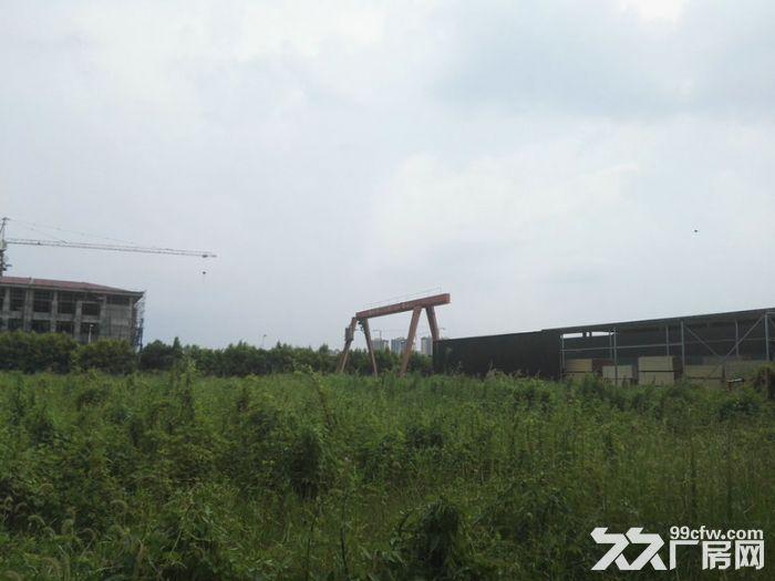 西航港靠近牧华路70亩工业用地出售-图(1)