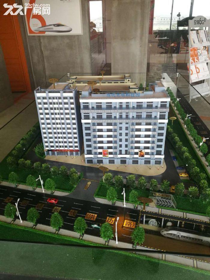 300平起至890平9层标准生产研发工业标准厂房,地铁口物业-图(2)
