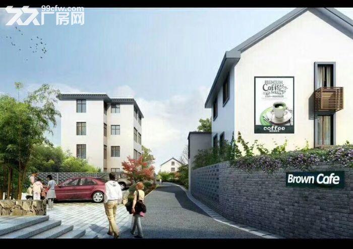滨江独栋别墅,可办公住宿,文创科技摄影设计贸易入驻-图(2)