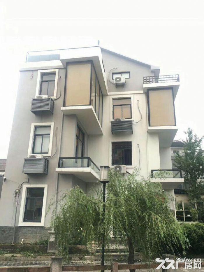 滨江独栋别墅,可办公住宿,文创科技摄影设计贸易入驻-图(4)