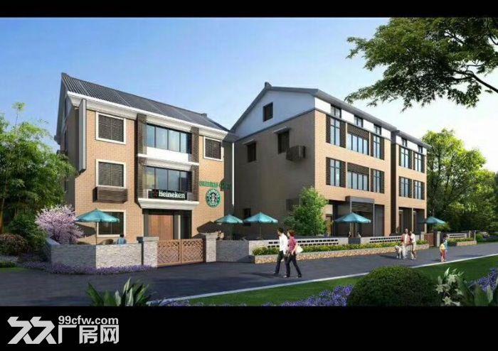 滨江独栋别墅,可办公住宿,文创科技摄影设计贸易入驻-图(5)