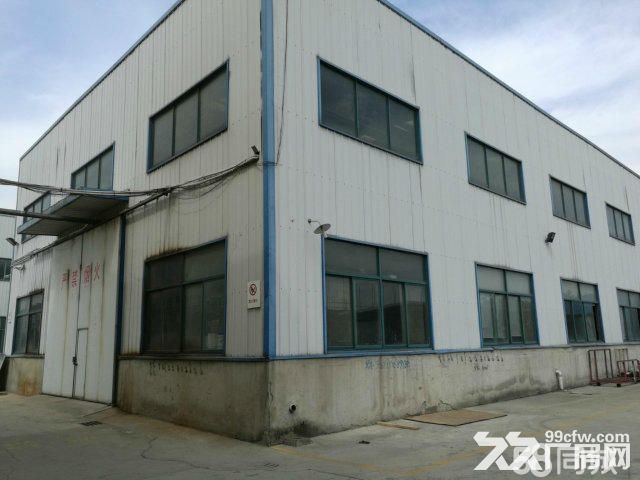 重固—带行车1000平米厂房出租-图(1)