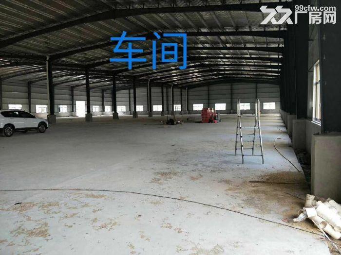 全新钢构带红本厂房出租-图(2)