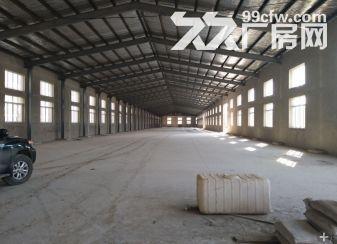 于洪区宏发家具厂附近新建厂房库房8500平,办公400平出租,厂房砖混结构,举架-图(1)