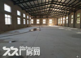 于洪区宏发家具厂附近新建厂房库房8500平,办公400平出租,厂房砖混结构,举架-图(2)