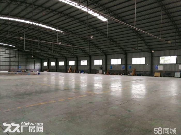 湖田动物园附近有2个3000平米仓库出租-图(1)